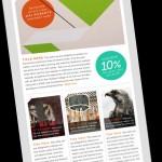 Rise Art newsletter 2